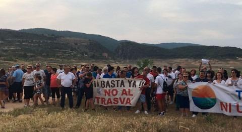 Gobierno Castilla- Mancha se une marcha protesta trasvase Tajo-Segura