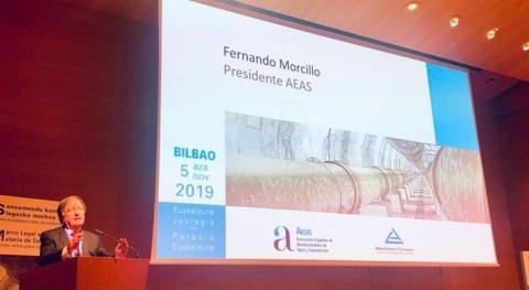 Fernando Morcillo pide normativa eficaz que mejore gestión servicios saneamiento