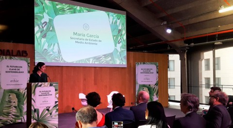 modelo sostenible: Pacto Nacional Agua, Economía Circular y Ley Cambio Climático