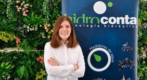 """María Ruano: """" sistema Deméter ofrece conectividad cables, asegurando comunicaciones"""""""
