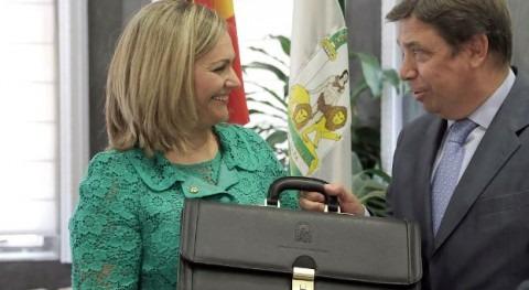 Plan regadíos Doñana permitirá comercializar e internacionalizar productos igualdad, Mª Jesús Serrano