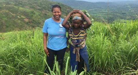 """M. Ndiaye: """" que meta ODS 6 sea posible, todos deben intensificar y hacer parte"""""""