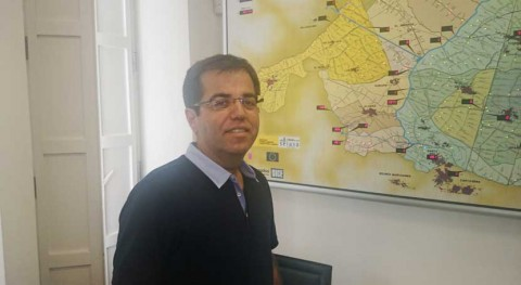 """Mariano Soto: """" manera directa o indirecta todos trabajamos gracias al agua"""""""