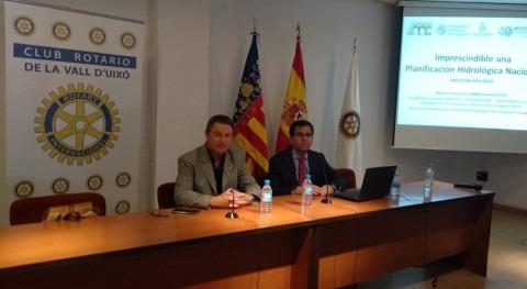 Conferencia: ImprescindiblePlanificación Hidrológica Nacional