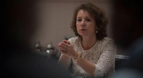 Marie-Ange Debon deja Grupo SUEZ
