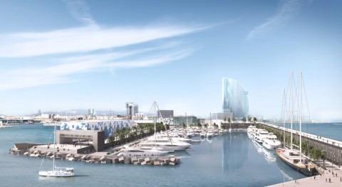 Marina Vela, nuevo puerto deportivo Barcelona