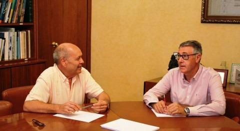 problemas contaminación río Segura centran última reunión CHS