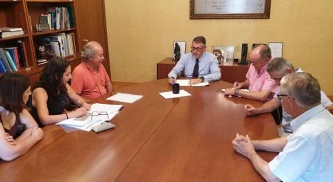 CHS se compromete trabajar peticiones vecinos Cartagena y Comarca