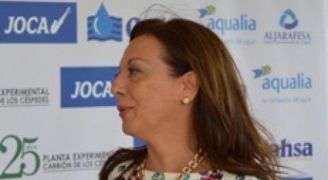 Inmaculada Cuenca, nombrada Dra. General Infraestructuras y Explotación Agua