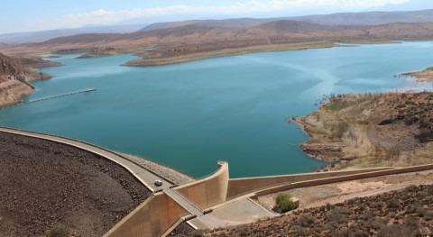 Marruecos enfrenta estrés hídrico inversiones presas, desalación y reutilización agua