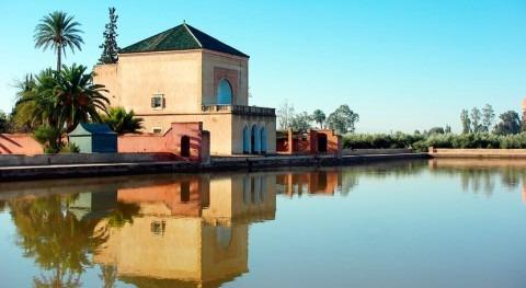recolección agua niebla abastecimiento llega zonas rurales Marruecos