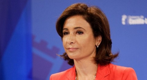 Marta García de la Calzada, consejera de Fomento de Castilla-La Mancha