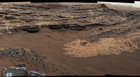 chimeneas descubiertas Marte son huellas paso agua planeta