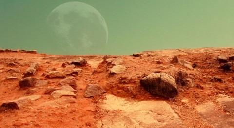 Cambios climáticos podrían explicar antiguo paisaje acuático Marte