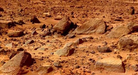 investigación, agua Marte era salada y rica minerales