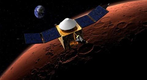 grupo investigación descubre mecanismo cual Marte sigue perdiendo agua