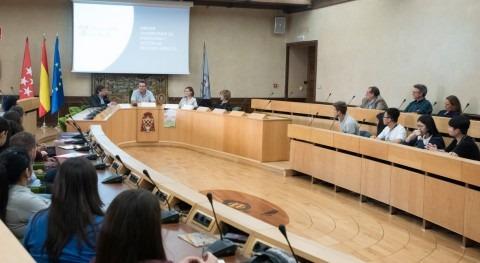 Águeda García Durango participa inauguración Máster agua UAH y URJC