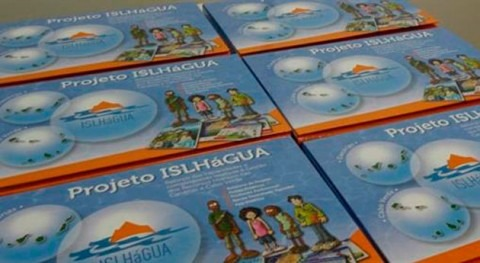España contribuye Cabo Verde sensibilizar población uso sostenible agua