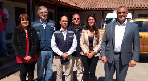 Chile beneficiará inversión obras riego cerca 2.500 agricultores Maule