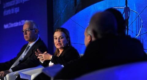 """Maureen Ballestero: """"Buscamos reducir 17% pérdidas agua no contabilizada Costa Rica"""""""