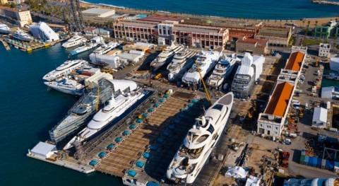 Protección medioambiental Flovac puerto Barcelona