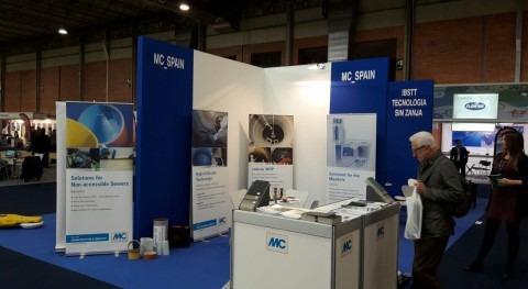 MC Spain mostrará Smagua novedoso sistema reparación tuberías pequeño diámetro