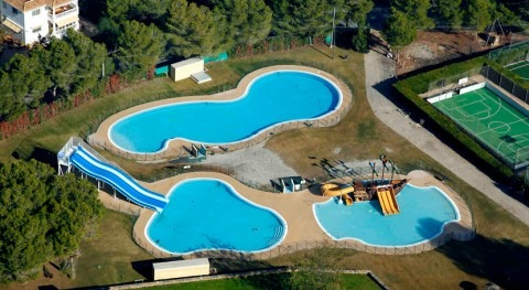 "piscinas parque ""Rafael Cerda"", Tentegorra, se abrirán mañana al público"