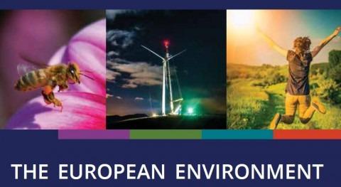 medio ambiente Europa 2015: Aún son necesarias políticas más ambiciosas