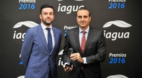 SUEZ Advanced Solutions se corona como Mejor Empresa Premios iAgua 2016