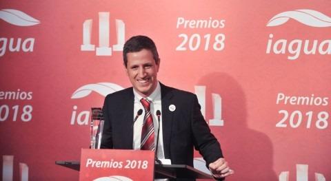SEOBirdlife se alza Premio iAgua 2018 Mejor ONG