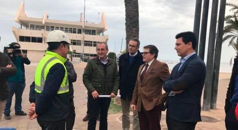 obra saneamiento Santiago Ribera mejora calidad agua depurada regadío