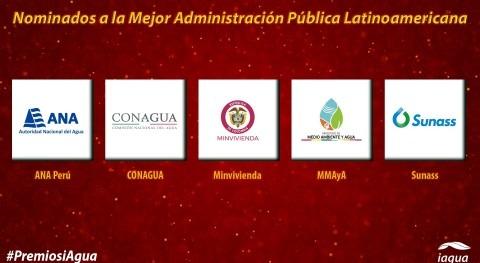 Estas son candidatas Mejor Administración Pública Latinoamericana 2018