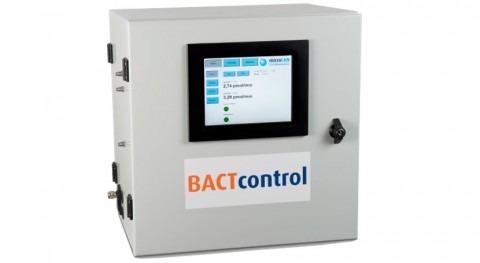 Solución BactCONTROL monitorizar Escherichia Coli línea