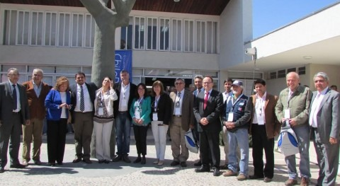 Agricultores regiones Coquimbo y Atacama proponen mejoraas eficiencia hídrica