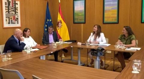 Melilla acerca posturas marco debate Pacto Nacional Agua