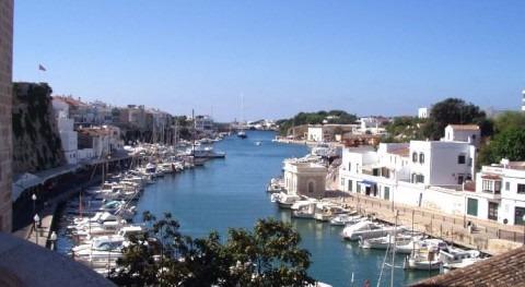 marcha obras nueva EDAR Es Mercadal, Menorca