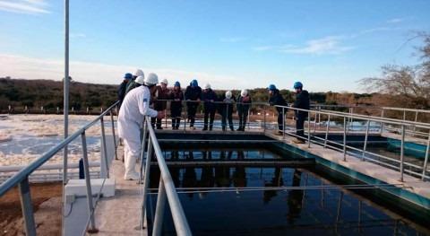 industrias que vierten cuenca río Santa Lucía, comprometidas limpieza