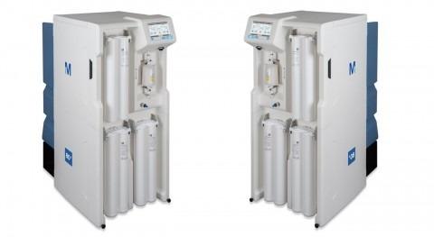Merck Millipore ha anunciado hoy el lanzamiento de sus sistemas de purificación de agua AFS(®) 40E / 80E / 120E y 150E