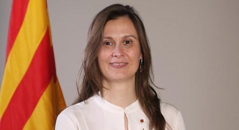 Meritxell Serret quiere crear agencia catalana regadío
