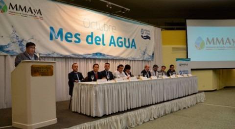 Aprobada política implementación derecho humano al agua y saneamiento Bolivia