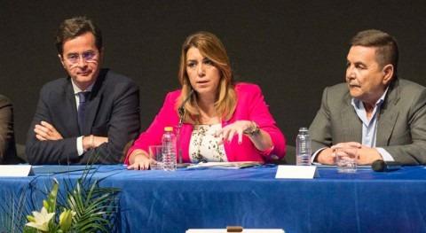 Andalucía, comprometida Mesa Agua modelo producción sostenible y competitivo