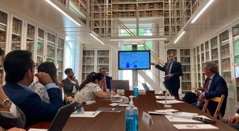 Aqualia participa formación infraestructuras hidráulicas gobernadores Colombia