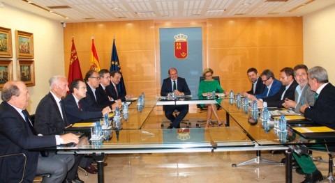Gobierno murciano seguirá trabajando asegurar recursos este nuevo año hidrológico