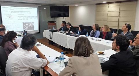 Mesa Donante MMAyA evalúa Plan Cuencas y analiza nuevo plan plurianual