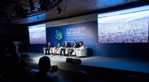 Gestión sequías. Experiencias comparadas Iberoamérica