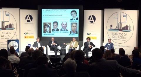 modelo Gestión Hídrica España y oportunidades colaboración América Latina