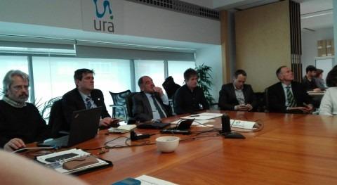 Mesa interinstitucional Zadorra se reúne analizar último episodio aguas altas