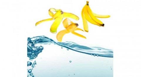 Cáscara plátano: tratamientos metales pesados