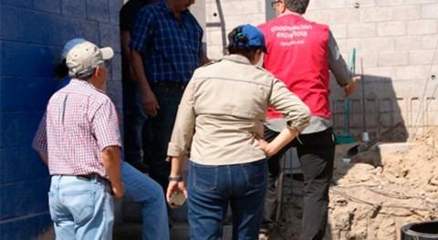 Metalío, Salvador, avanza lograr derecho al agua potable