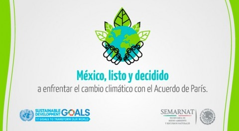 México entrega ratificación Acuerdo Clima París ONU